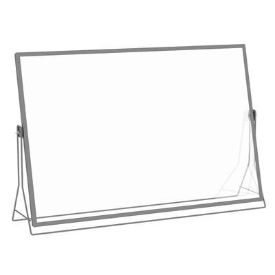 Защитный экран VZTO настольный (регулировка угла наклона, 1000x660 мм)