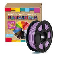 Пластик PLA для 3D-принтера Funtastique фиолетовый 1.75 мм 1 кг