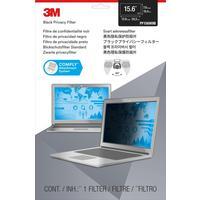 Экран защиты информации 3M для устройств 15.6 черный (PF156W9B)