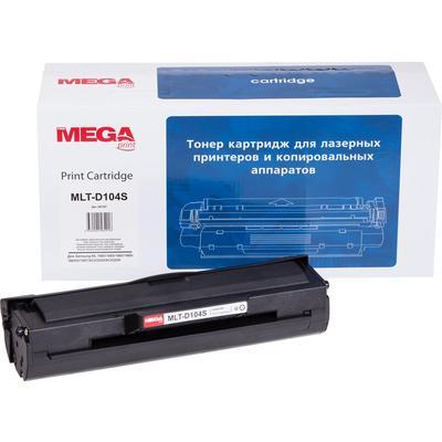 Картридж лазерный ProMEGA Print MLT-D104S для Samsung черный совместимый