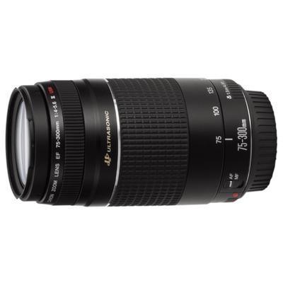 Фотообъектив Canon EF 75-300 мм f/4-5.6 III USM