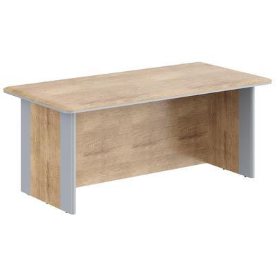 Стол руководителя письменный Dioni (дуб каньон, 1800х900х750 мм)