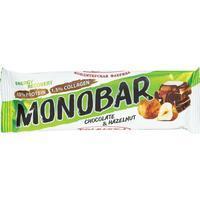 Батончик Monobar шоколадный с протеином и коллагеном 45 г
