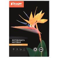 Фотобумага для цветной струйной печати Комус односторонняя (матовая, А3, 120 г/кв.м, 50 листов)
