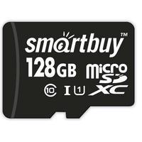 Карта памяти 128 ГБ microSDXC SmartBuy SB128GBSDCL10-01 Class 10