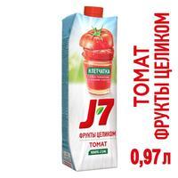 Сок J7 томатный с мякотью 0.97 л
