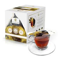Чай Cuplid черный с бергамотом 25 пакетиков