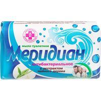 Мыло туалетное Меридиан антибактериальное с экстрактом чайного дерева 100 г