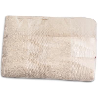 Полотенце махровое Конфетти 30х60 см 360 г/кв.м кремовое