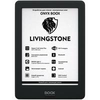 Книга электронная Onyx Boox Livingstone 6 дюймов черная