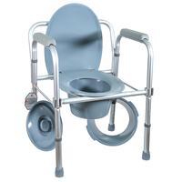 Кресло-туалет Amrus AMCB6808 алюминевое
