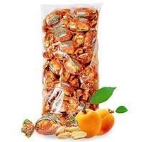 Конфеты шоколадные Кремлина Курага с арахисом 1 кг