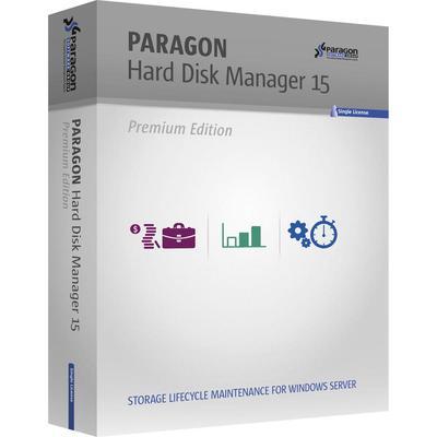 Программное обеспечение Paragon Hard Disk Manager Business база для 2 ПК на 12 месяцев (электронная лицензия, PSG-770-BSU-SE-SSL-TL1Y-BND)