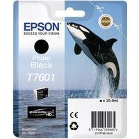 Картридж струйный Epson T760 C13T76014010 фото черный оригинальный