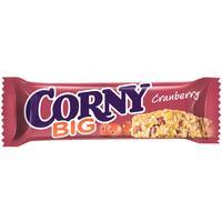 Батончик мюсли Corny Big с клюквой 50 г