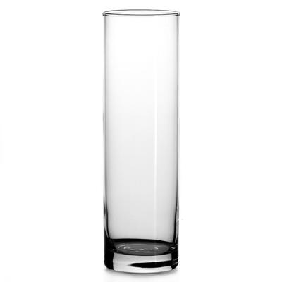Ваза Флора стекло прозрачная высота изделия 26.5 см