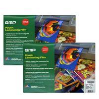 Пленка для ламинирования GMP 216x303 мм (А4) 65 мкм матовая (100 штук в упаковке)