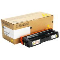 Картридж лазерный Ricoh SP C252HE 407719 желтый оригинальный повышенной емкости
