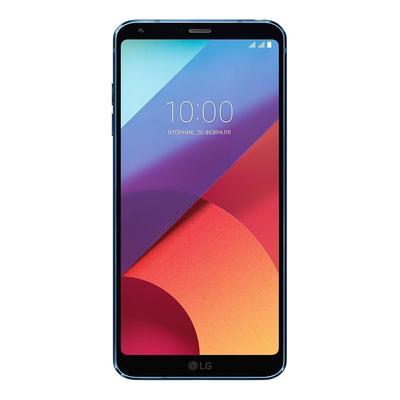 Смартфон LG H870DS G6 64 Гб синий