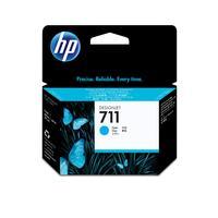 Картридж струйный HP 711 CZ130A голубой оригинальный