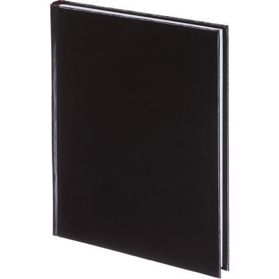 Ежедневник недатированный Альт Ideal искусственная кожа А5 136 листов черный (145x205 мм)