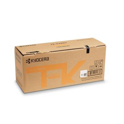 Тонер-картридж Kyocera TK-5290Y желтый оригинальный повышенной емкости