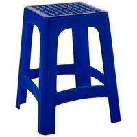 Табурет Элластик синий (370x370x460 мм)