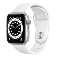 Смарт-часы Apple Watch Series 6 белые