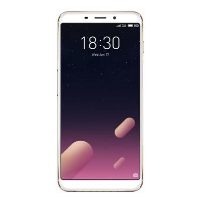 Смартфон Meizu M6s 32 Гб золотистый/белый