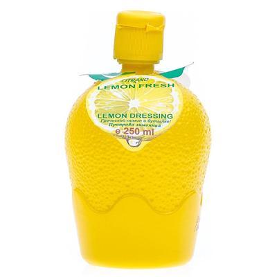 Приправа Лимонный сок Citrano 250 г