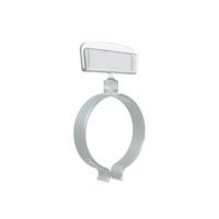 Ценникодержатель кольцевой на колбасу RING-CLIP 20-30 (10 штук в упаковке)