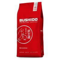 Кофе в зернах Bushido Red Katana 100% арабика 1 кг