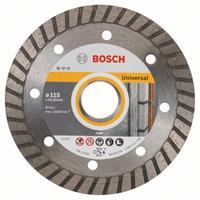 Диск Bosch алмазный универсальный 115х22.23 мм  (2608602393)