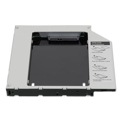 Контейнер для HDD AgeStar ISMR2S SATA серебристый