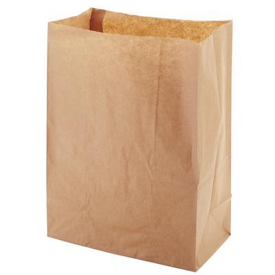 Крафт пакет бумажный коричневый 22x29x12 см (1000 штук в упаковке)
