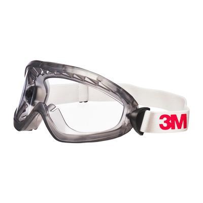 Очки защитные закрытые универсальные 3М 2890SA прозрачные (2890SA)