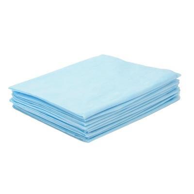 Салфетка одноразовая Инмедиз стерильная в сложении 70х80 см (голубая)