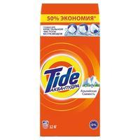 Порошок стиральный автомат Tide Альпийская свежесть 12 кг