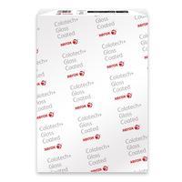 Бумага для цветной лазерной печати Xerox Colotech+ с покрытием Glossy (А4, 170 г/кв.м, 400 листов)