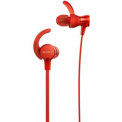Наушники Sony MDR-XB510AS красные