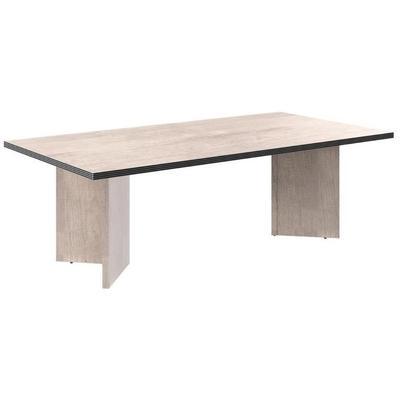Стол для переговоров Torr (дуб каньон, 2300x1200x750 мм)