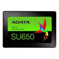SSD накопитель ADATA 240GB SU650 2.5 ASU650SS-240GT-R (SATA3, 520/450MBs)