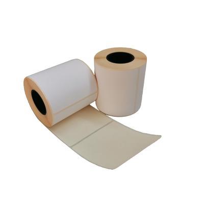 Термоэтикетки 58х60 мм ЭКО (диаметр втулки 25 мм, 40 рулонов по 250  этикеток)