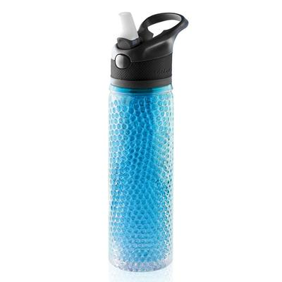 Термобутылка Asobu Deep Freeze 600 мл голубая