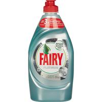 Средство для мытья посуды Fairy Platinum Ледяная свежесть 430 мл