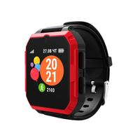 Смарт-часы Geozon Ultra 1.54 черно-красные G-W15BLKR
