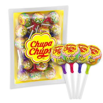Карамель на палочке Chupa Chups XXL Trio 522 г