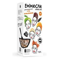 Мюсли ЕМ! 12 витаминов на фруктозе 300 г