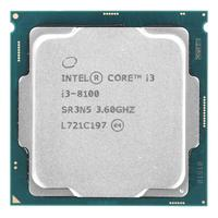 Процессор Intel Core i3-8100 (3.600 МГц LGA1151)