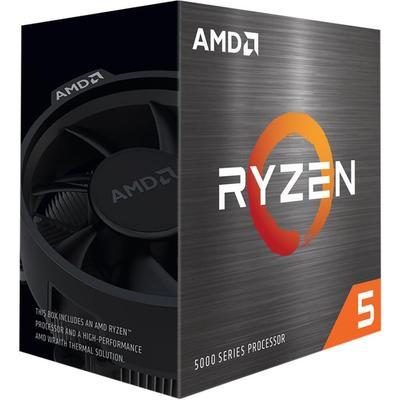 Процессор AMD Ryzen R5 5600X (100-100000065BOX)